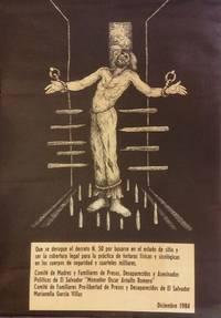 image of Que se derogue el decreto n. 50 por basarse en el estado de sitio y ser la cobertura legal para la práctica de torturas físicas y sicológicas en los cuerpos de seguridad y cuarteles militares