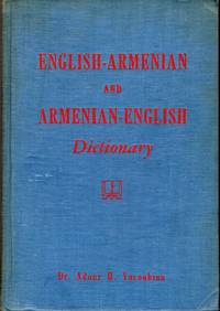 English-Armenian and Armenian-English Concise Dictionary