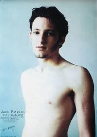Pierson at Frankfurter Kunstverein, 1997 (signed poster)