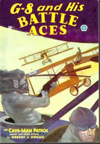"G-8 AND HAS BATTLE ACES:April, Apr. 1935 (reprint)(""The Cave-Man Patrol"") #19"