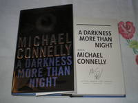 image of A Darkness More Than Night: Signed