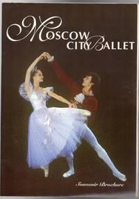 image of Moscow City Ballet  Souvenir Brochure 1995-96 Tour