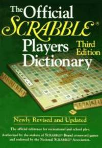image of The Official SCRABBLE Players Dictionary
