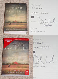 THE STORY OF EDGAR SAWTELLE by  David Wroblewski - Signed First Edition - 2008 - from Modern Rare (SKU: 15008)