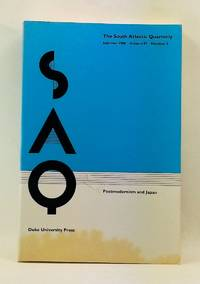 image of SAQ: the South Atlantic Quarterly, Volume 87, Number 3 (Summer 1988). Postmodernism and Japan