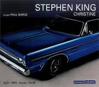 Christine (2CD audio MP3)