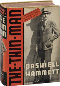 image of The Thin Man (First Edition, red jacket variant)