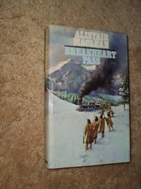 Breakheart Pass  -  First Edition  1974