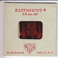 image of Star Trek - 35mm Film Clip in an Easymount Frame