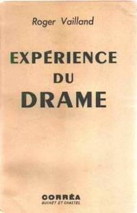 Experience du drame