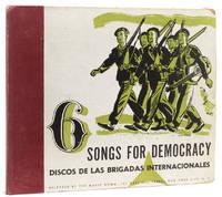6 Songs for Democracy: Discos de las Brigadas Internacionales [The Music Room's International Series: Set 101]