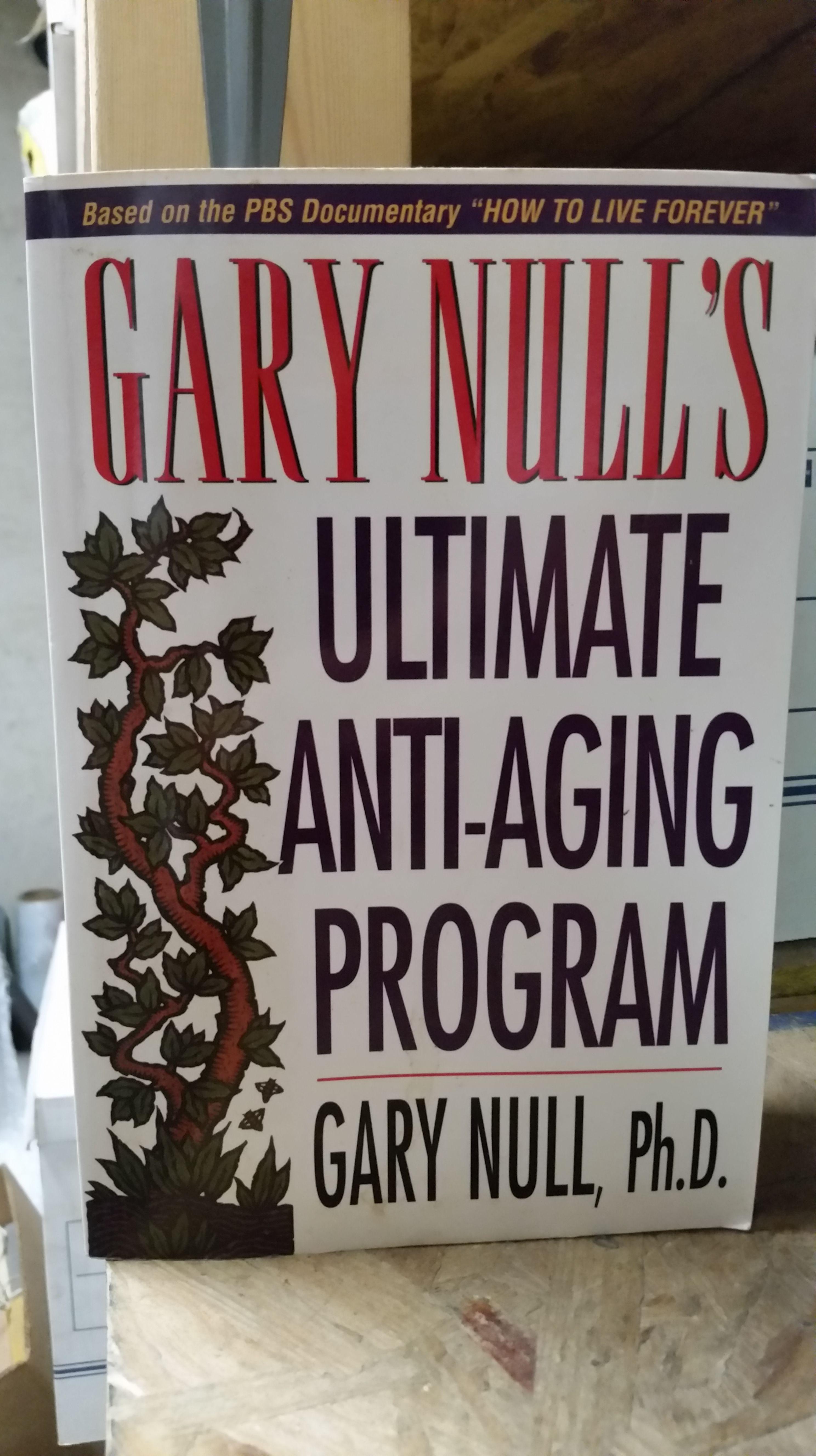 Gary Nulls Ultimate Anti-Aging Program