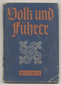 image of Volk Und Führer, Deutsche Geschichten Für Schulen, Klasse 3, Das Erste  Deutsche Reich (900-1648)