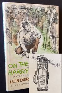 On the Tour with Harry Sprague: Letters of a Golf Pro to His Sponsor