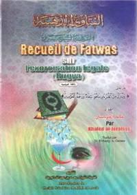 Recueil de fatwas sur l'exorcisation legale ( rugya )