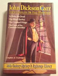 image of DR FELL MYSTERIES, FOUR COMPLETE