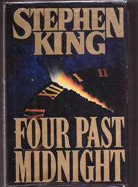 Four Past Midnight by Stephen King - First Edition, First Printing - 1990 - from Uncommon Works, IOBA and Biblio.com