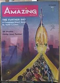 image of Amazing Stories; December 1964, Volume 38, Number 12