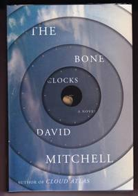 THE BONE CLOCKS by  David Mitchell - Signed First Edition - 2014 - from Revere Books, ABAA & IOBA and Biblio.com