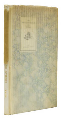 The Spicklefisherman and Others by  Frederick White - First Edition, one of 740 copies - 1928 - from James Cummins Bookseller and Biblio.com