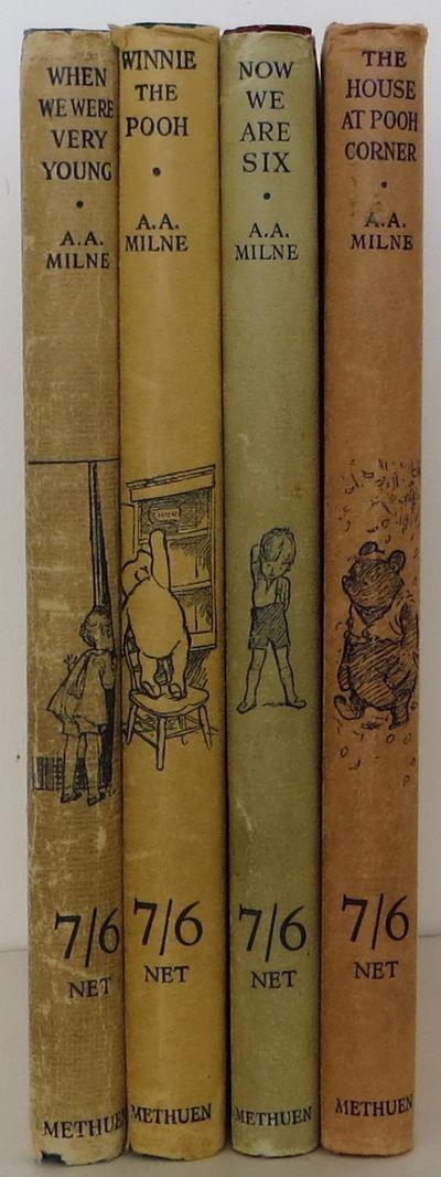 Methuen & Co., Ltd, London, 1924. 1st Edition. Hardcover. Fine/Near Fine. A handsome set, all first ...