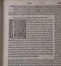 Institutiones Oratoriae by  Marcus Fabius QUINTILIANUS - 1st Edition - from D & E Lake Ltd. (ABAC, ILAB) and Biblio.com