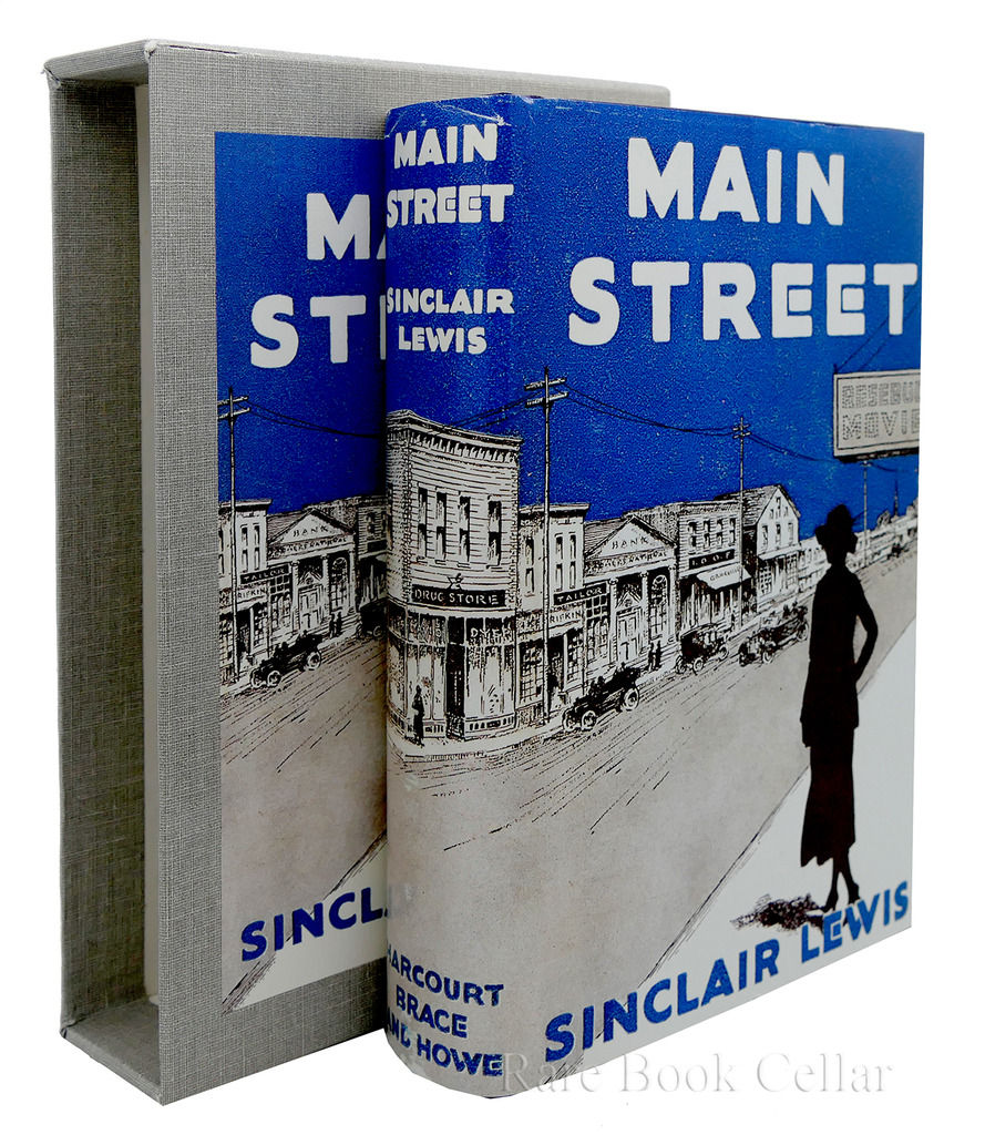 the efforts of carol in the satirical novel main street by sinclair lewis Many knew him as the author of the 1920`s novel main street sinclair lewis  lewis' satirical style and  lewis makes point of the efforts that carol.