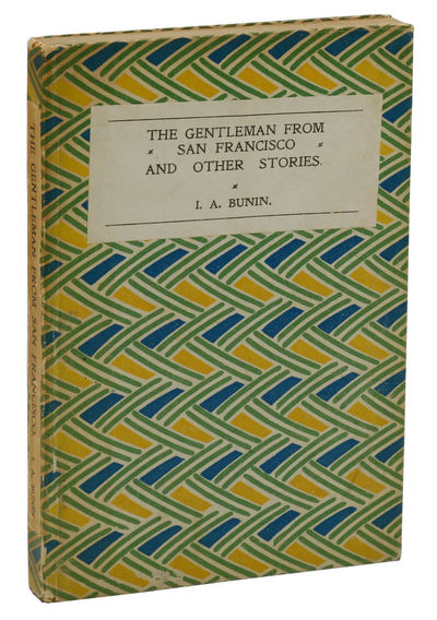 London: The Hogarth Press, 1922. First British edition. First British edition. , 86, pp. with tipped...