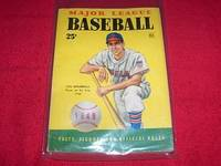 Major League Baseball 1949 : Facts, Figures and Official Rules