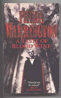 image of A TASTE OF BLOOD WINE.