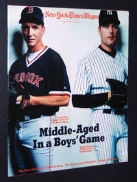 The New York Times Magazine, March 4, 2001: Middle-Aged in a Boy's Game, David Cone & Roger Clemens