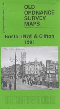 image of Bristol (NW) & Clifton 1901: Gloucestershire Sheet 71.16 (Old O.S. Maps of Gloucestershire)