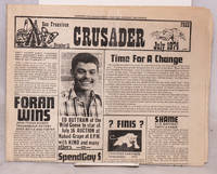 image of San Francisco Crusader: no. 11, July 1974