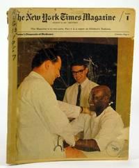 The New York Times Magazine, August (Aug.) 13, 1967 - John Betjeman