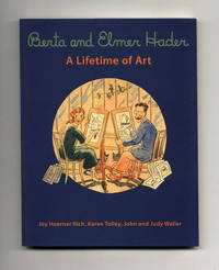 image of Berta And Elmer Hader: A Lifetime Of Art  - Premiere Edition
