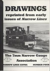 Drawings Reprinted From Early Issues of Narrow Lines ( Narrow Lines Extra Number Four )