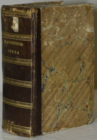 Parisiis: Apud Sebastianum Niuellium, sub Ciconiis, via Iacobaea, 1568. Quarter Leather. Very Good b...