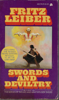 image of SWORDS AND DEVILTRY (#1 in series)
