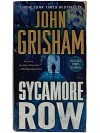 Sycamore Row Jake Brigance