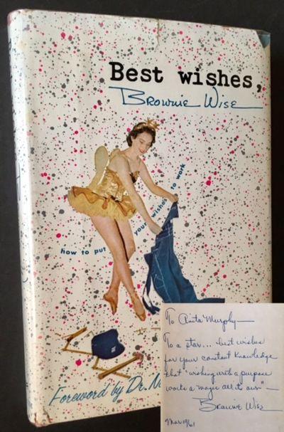 Orlando, FL: Podium Publishing Co, 1957. Hardcover. Very Good +/Very Good +. WARMLY INSCRIBED BY BRO...