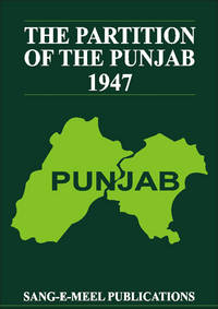 THE PARTITION OF THE PUNJAB 1947 4 VOL SET