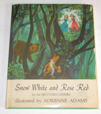 image of SNOW WHITE AND ROSE RED by the Brothers Grimm.