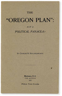 The Oregon Plan: is it a Political Panacea