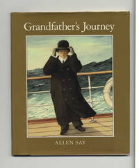 Grandfather's Journey by  Allen Say - First Edition; First Printing - 1994 - from Books Tell You Why, Inc. (SKU: 22109)
