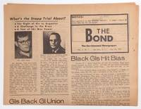 image of The Bond: The servicemen's newspaper. Vol. 2 no. 1 (Jan. 28, 1968)