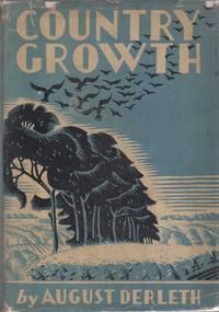 COUNTRY GROWTH [INSCRIBED ASSOCIATION COPY] [SAC PRAIRIE SAGA #2]