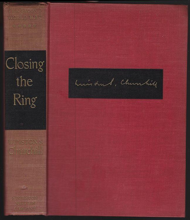 CLOSING THE RING, Churchill, Winston