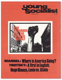 Young Socialist. Vol. 12 no 9 (Whole No. 99) - September 1969
