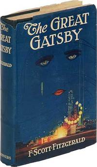 collectible copy of The Great Gatsby