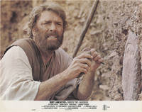 Moses the Lawgiver (Collection of 7 British lobby cards for the 1974 film)